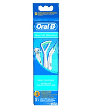 Braun Recambio cepillo essential kit oral b braun