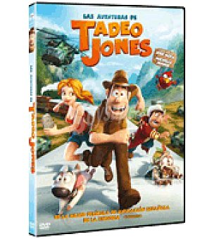 Jones Tadeo dvd