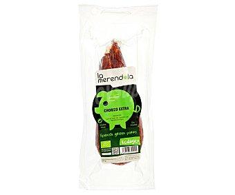 La Merendola Chorizo Sarta dulce ecológico 200 g