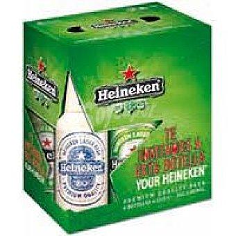 Heineken Cerveza Pack 5+1x33 cl