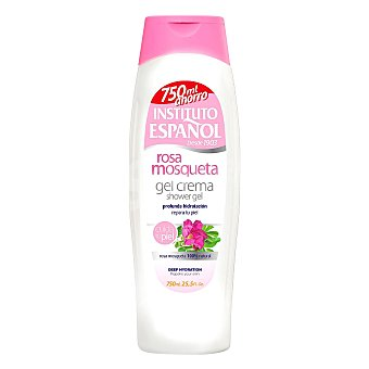 Instituto Español Gel de baño rosa de mosqueta 750 ml