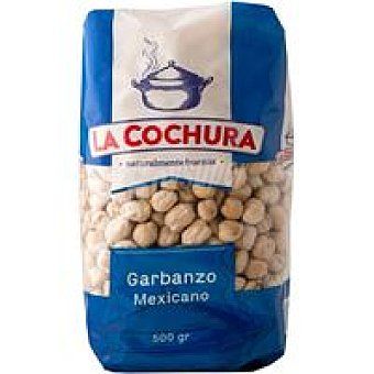 LA COCHURA Garbanzo extra Paquete 500 g