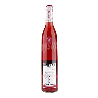 Homenaje Vino D.O. Navarra rosado 75 cl