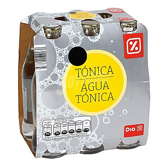 DIA Tónica Pack 6 botellas 20 cl