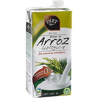 Diet Rádisson Bebida de arroz ecológica sin azúcar Envase 1 l