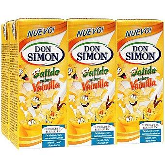 Don Simón Batido de vainilla Pack 6x200 ml