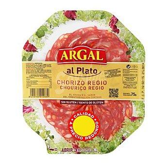 Argal Chorizo Regio en Loncha Sin Gluten 75 g