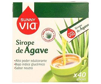 Sunny Via Sirope de Agave 40 sticks 40 x 5gr