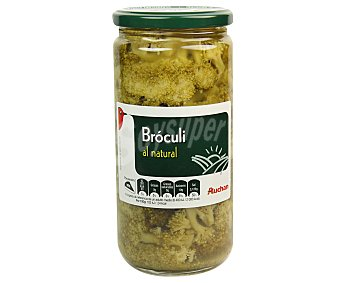Auchan Brócoli al natural 380 gramos