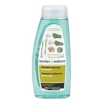 Les Cosmétiques Champú anticaspa para cabello normal - Nectar of Nature 500 ml