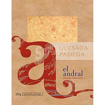 El andral Quesada pasiega envase 450 g envase 450 g