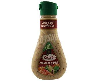 Calvé Mostaza a la miel para ensaladas Frasco 235 ml