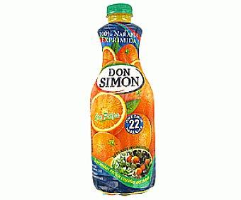 Don Simón Zumo de Naranja Refrigerado con Pulpa 1,5 Litros