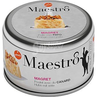 Affinity Magret de pollo con pato para gatos Maestro Lata 80 g