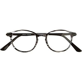 Loring Gafas de lectura Mod Eros +300 caja 1 unidad 1 unidad