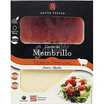 Santa Teresa Carne de membrillo y queso de oveja y vaca Envase 300 g
