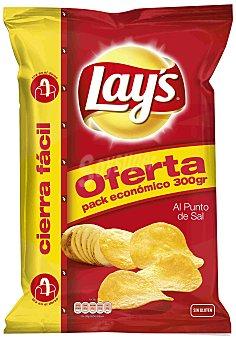 Lay's Patatas al punto de sal Bolsa 300 g