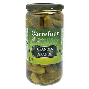 Carrefour Pepinillos grande 40/50 360 g