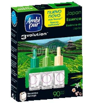 AmbiPur Ambientador 3Volution Japan Rituals Recambio 18 ml