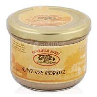 Embutidos Naranjo Paté de perdíz Tarro 125 g