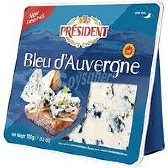 Président Queso azul D'auvergne Valmont Tarrina 100 g