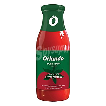 Orlando Tomate frito ecológico y sin gluten 500 g