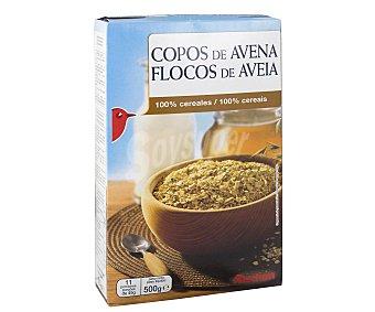 Auchan Cereales copos de avena 500 gramos