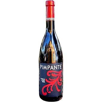 Pimpante vino tinto roble de Extremadura  botella 75 cl