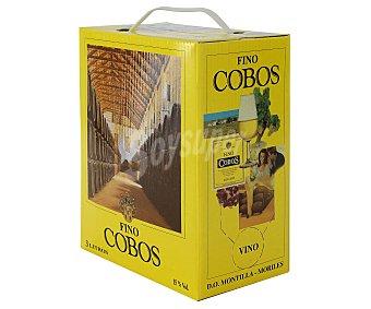Cobos Vino fino con denominación de origen Montilla - Moriles 3 l