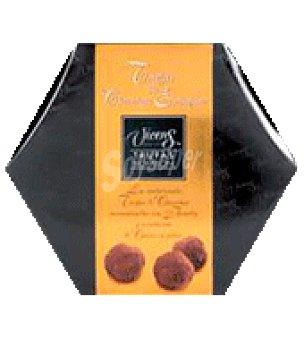 Vicens Estuche caja hexagonal trufas bombón 240 g