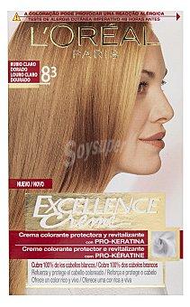 Excellence L'Oréal Paris Tinte N.8.3 Caja 1 unid
