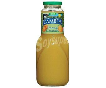 Lambda Zumo ecológico de mango y naranja Botella de 1 l