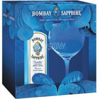 Bombay Sapphire Ginebra botella 70 cl