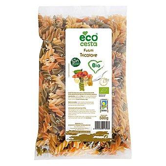Ecocesta Fusilli tricolore bio 500 g