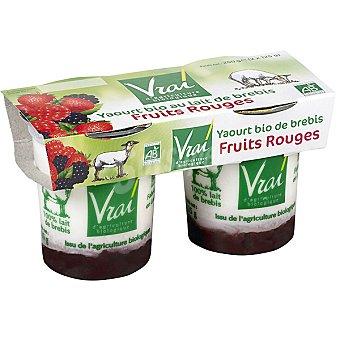 Vrai Yogur de oveja con frutos rojos biológico Pack 2 unidades 125 g