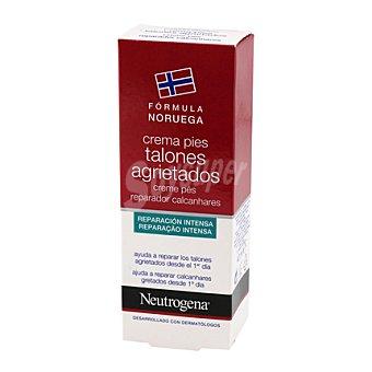 Neutrogena Crema reparadora talones agrietados, 40 Mililitros