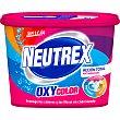 Quitamanchas fija color Oxy Bote 18 dosis Neutrex