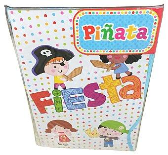 INVERCAS Piñata bolsa 1 unidad
