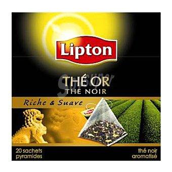 Lipton Té Asian gold Pirámides 20 ud