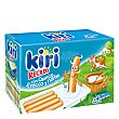 Recreo crema de queso con palitos pack 4 tarrinas caja 140 g Pack 4 tarrinas 140 g Kiri