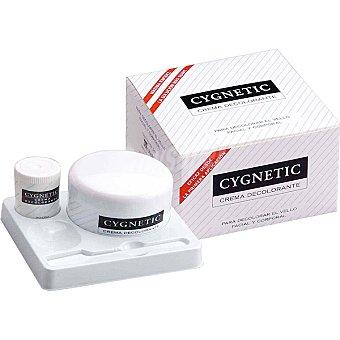 Cygnetic Crema decolorante facial y corporal Tarro 100 ml