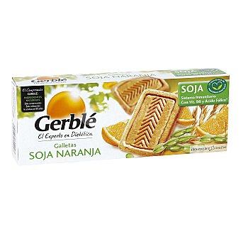 Gerblé Galletas soja-naranja (4 bolsitas x 5 galletas) 280 gr.