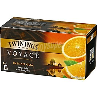 Twinings Té Indian Goa Estuche 25 sobres