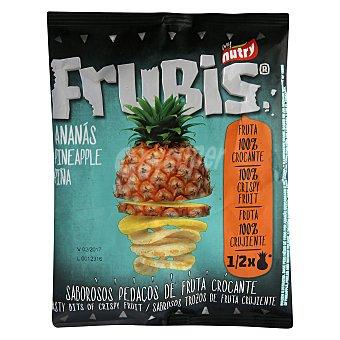 Frubis Snacks de piña crujiente 20 g