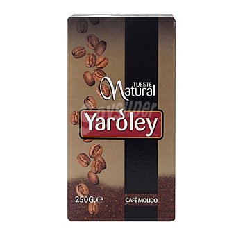 Yaroley Café molido natural 250 g