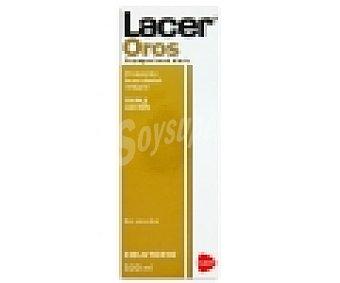 LACER Oros Enjuague bucal , protección buco-dental integral 500 MIlilitros