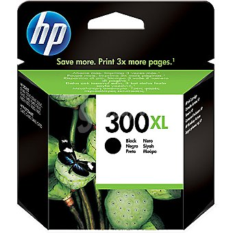 HP Nº 300 XL cartucho color negro