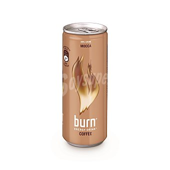 Burn Bebida energética Mocca Coffee Lata 25 cl