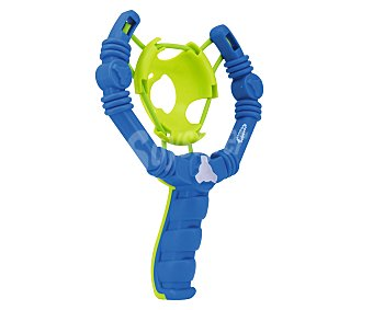 AQUA FORCE Lanzador de globos Aqua Slingshot, tipo tirachinas, incluye 50 globos y diana 1 unidad