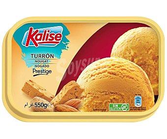 Prestige Kalise Tarrina de helado de turrón, sin gluten 550 g